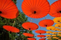 Зонтики Чиангмая 2 Стоковые Фотографии RF