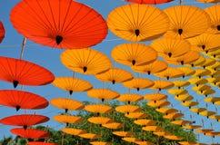 Зонтики Чиангмая 6 Стоковые Фото