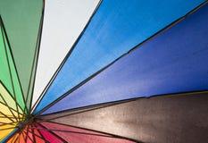 зонтик вниз Стоковое Фото