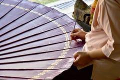 Зонтик вымыслов Стоковое фото RF