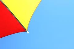 Зонтик в небе Стоковые Фотографии RF