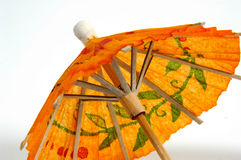зонтик коктеила стоковое изображение rf