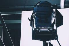 зонтик студии освещения вспышки оборудования 3d Стоковые Фото
