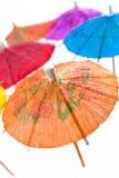 зонтик 02 серий коктеила Стоковые Изображения