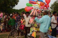Зонтик Chata Parab справедливый стоковое изображение rf