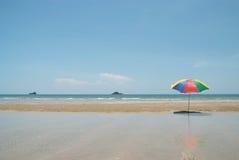Зонтик 1 Cololful Стоковые Фотографии RF