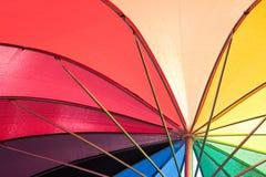 зонтик colorfull Стоковые Фотографии RF