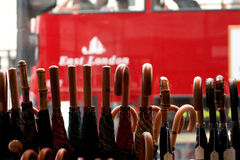 зонтик london стоковые изображения