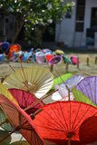 Зонты Стоковое Изображение