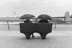 Зонты стоковое изображение rf