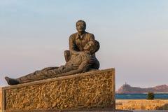 Зоны памятника 13 независимого Стоковое фото RF