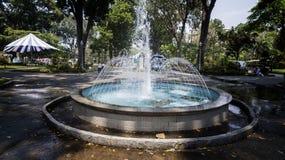 Зоопарк Сайгона и ботанические сады Стоковое фото RF