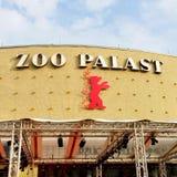 Зоопарк Palast Берлин стоковые изображения rf