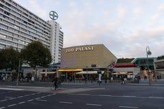 Зоопарк Palast стоковые фотографии rf
