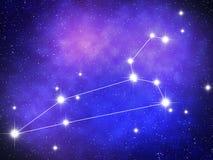 Зодиак Лео Стоковая Фотография RF