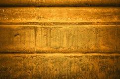Золотая каменная текстура Стоковые Изображения