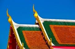 Золотая пагода Стоковое фото RF
