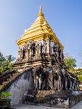 Золотая пагода Стоковые Фото