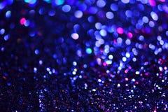 Золотая предпосылка текстуры яркого блеска запачканная Colorfull абстрактная Стоковая Фотография RF