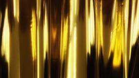 Золотая предпосылка фольги Стоковые Фотографии RF