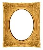 Золотая рамка, рамка loui Стоковое фото RF