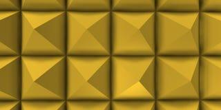 Золотая сила в большой текстуре Стоковые Изображения RF