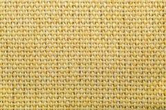 Золотая ткань Стоковая Фотография RF