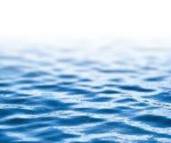 золотистая поверхностная вода пульсаций Стоковые Фото