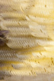 Текстура металла золота Стоковое Фото