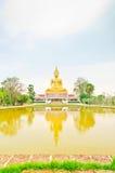 Красивейшее изображение Будды в Таиланде Стоковая Фотография