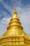 золотистый большой pagoda Стоковая Фотография RF