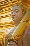 Золотистый Будда Стоковые Изображения RF