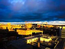 золотистый час Стоковая Фотография RF