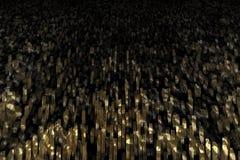 золотистый ярд Стоковая Фотография RF
