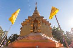 золотистый pagoda Стоковое Изображение RF