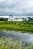 Золотое кольцо православной церков церков России Стоковая Фотография RF