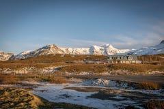 Золотое путешествие Исландия круга Стоковые Фото