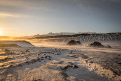 Золотое путешествие Исландия круга Стоковые Изображения RF
