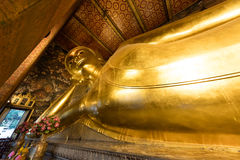 Золотое Boddha Стоковое Фото