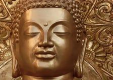 Золотое Budd Ha стоковые изображения rf