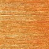 Золотой античный grunge скомкал текстуру бумаги crepe, естественную текстурированную предпосылку, горизонтальный космос экземпляр Стоковые Изображения