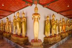 Золотой Будда в Wat Pho Стоковые Изображения RF