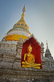 Золотой Будда Стоковое Фото