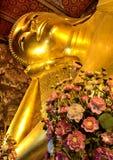Золотой Будда Стоковое фото RF
