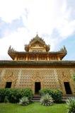 Золотой дворец Стоковое Изображение