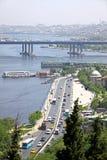 Золотой вход рожочка в Стамбуле, Турции Стоковые Фотографии RF