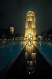 Золотой маяк стоковое изображение rf