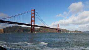 Золотой мост залива Стоковые Изображения RF