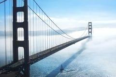 Золотой мост Стоковая Фотография RF