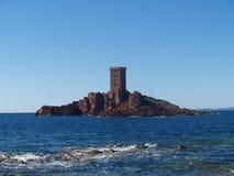 Золотой остров Стоковые Изображения